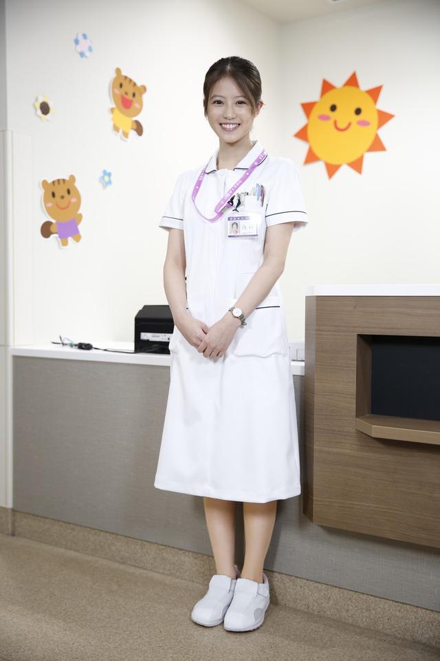「ドクターX~外科医・大門未知子~」第6シリーズに出演する今田美桜。