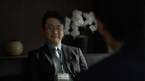 「性の劇薬」より、千葉誠樹演じる中島。