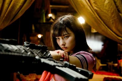 「爆裂魔神少女 バーストマシンガール」 (c)2019 「爆裂魔神少女」製作委員会