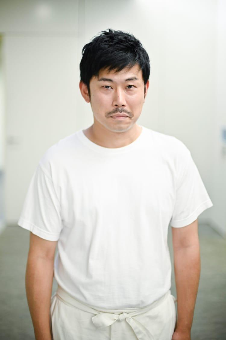 岡野陽一演じるラーメン巨匠の店主・瀬尾。