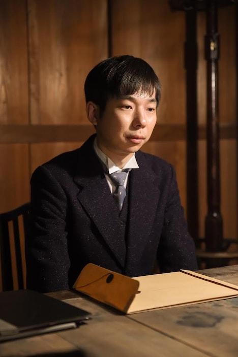 「漫画誕生」より、櫻井拓也。(c)漫画誕生製作委員会