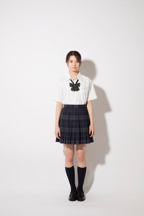 桜田ひより演じるフグ田ヒトデ。