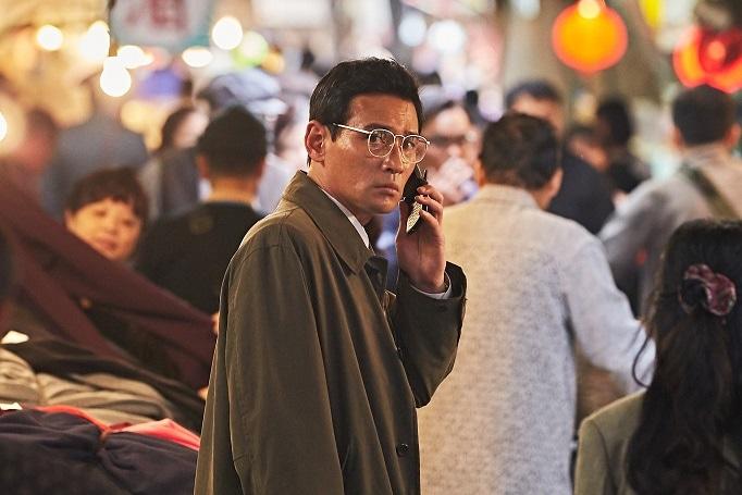 「工作 黒金星と呼ばれた男」 (c)2018 CJ ENM CORPORATION ALL RIGHTS RESERVED