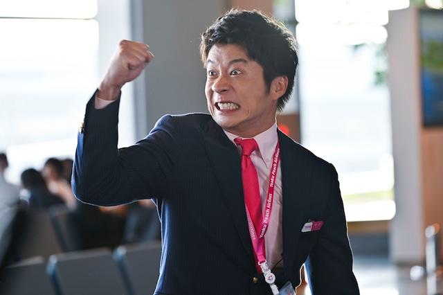 田中圭演じる春田創一。