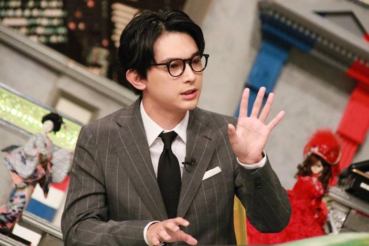 10月11日放送の「全力!脱力タイムズ」より、吉沢亮。