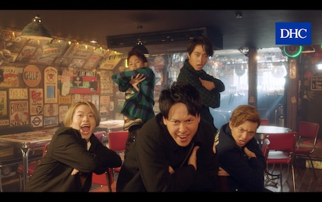 「DHC×『HiGH&LOW THE WORST』× feat.DTC+KH」より。