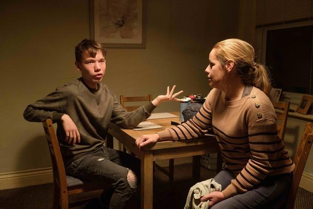 「家族を想うとき」(photo: Joss Barratt, Sixteen Films 2019)