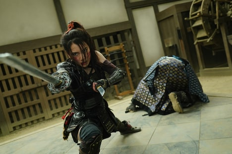 「BLACKFOX: Age of the Ninja」 (c)PROJECT BLACKFOX Age of the Ninja