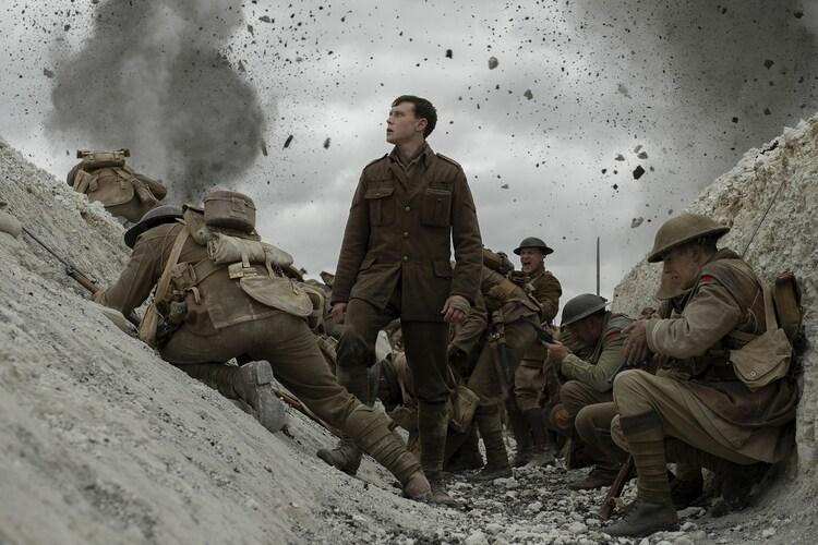 映画ナタリー            第1次世界大戦を描く「1917」公開決定、監督は「007」のサム・メンデス
