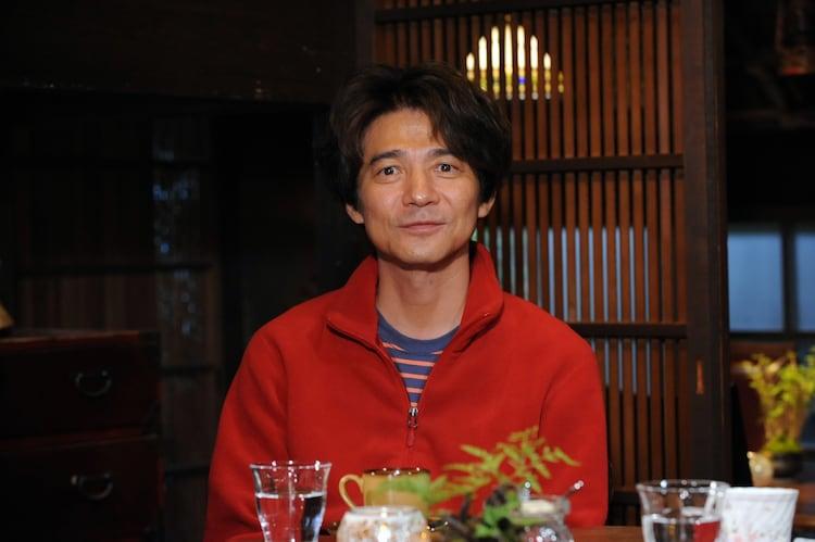 「やすらぎの刻~道」より、吉岡秀隆演じる牧田誠。