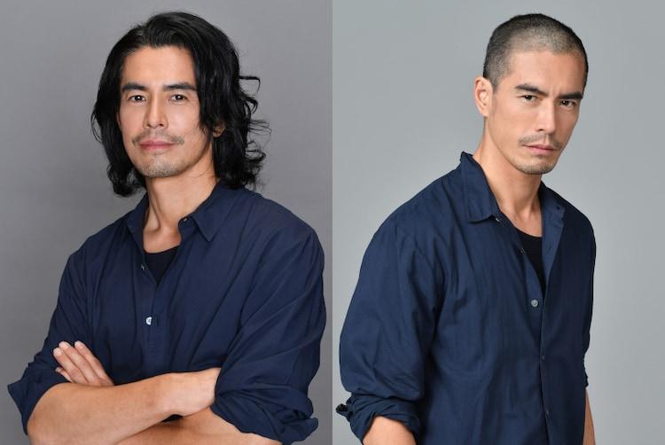 松本照円を演じるためにバッサリ髪を切った伊藤英明。