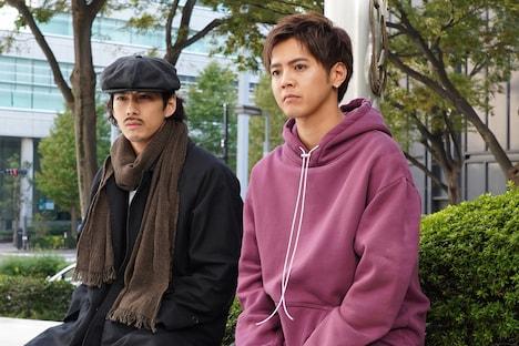 「ニッポンノワール ―刑事Yの反乱―」第6話より。