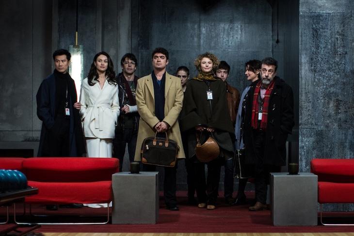 「9人の翻訳家 囚われたベストセラー」