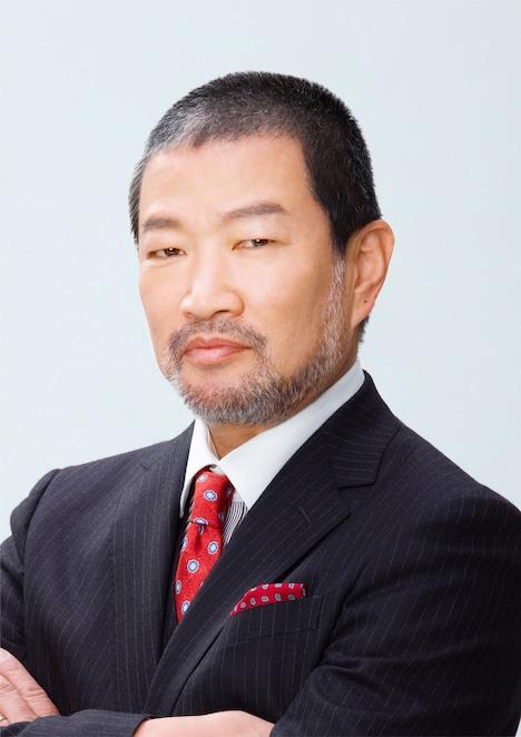 木村祐一演じる亀田広。