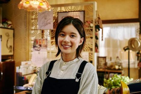「コタキ兄弟と四苦八苦」より、芳根京子演じるさっちゃん。