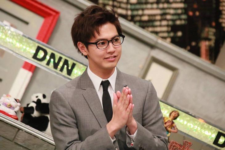 12月6日放送の「全力!脱力タイムズ」より、片寄涼太。