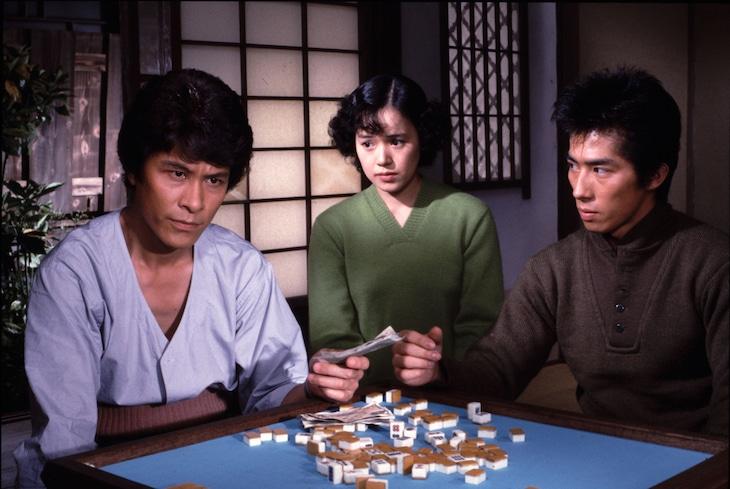 「麻雀放浪記」 (c)KADOKAWA1984