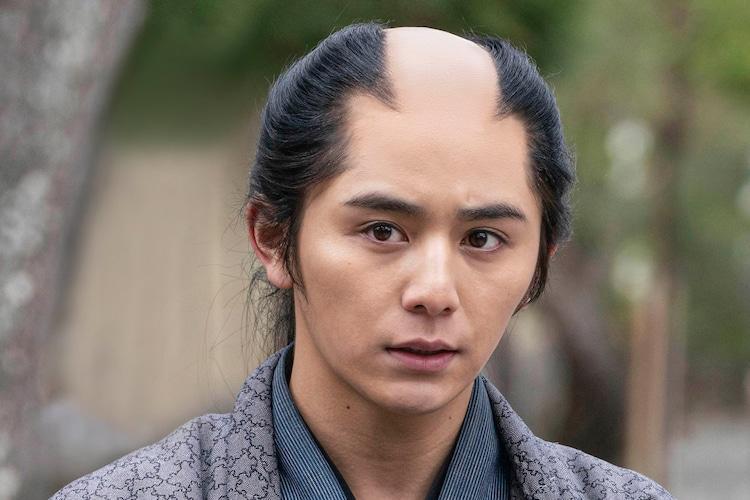 山田涼介演じる沖田総司。