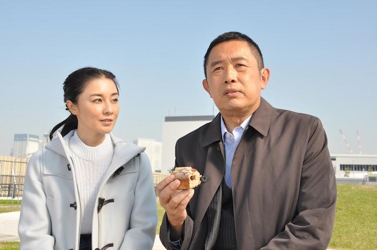 伊藤歩が「警視庁・捜査一課長」正月スペシャルに出演、元刑事役 ...