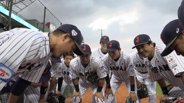 「侍の名のもとに~野球日本代表 侍ジャパンの800日~」