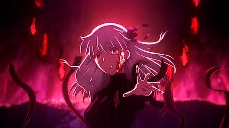 「劇場版 Fate/stay night [Heaven's Feel]III.spring song」特報第2弾より。
