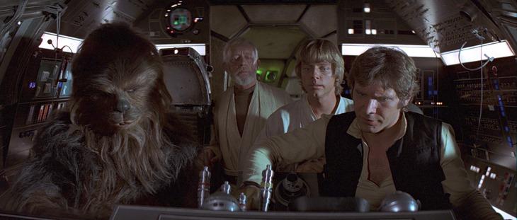 「スター・ウォーズ エピソード4/新たなる希望」 (c)Lucasfilm Ltd.&TM. All Rights Reserved.