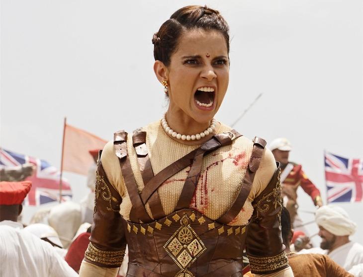 「マニカルニカ ジャーンシーの女王」新場面写真