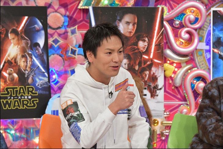 12月26日放送の「アメトーーク!」より、狩野英孝。(c)テレビ朝日