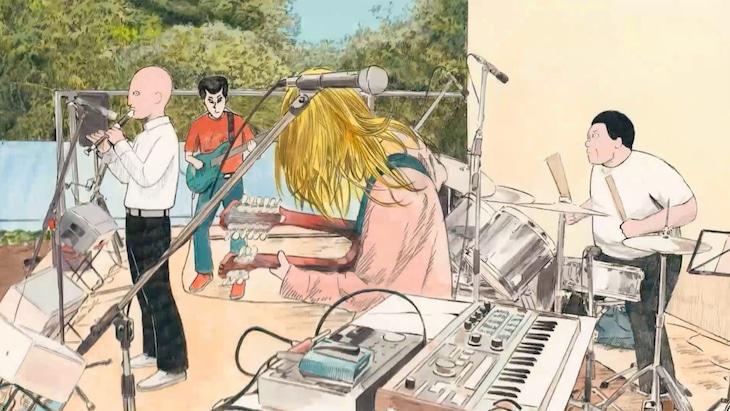 「音楽」新場面写真