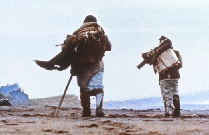 「砂の器(デジタルリマスター版)」 (c)1974・2005 松竹株式会社/橋本プロダクション