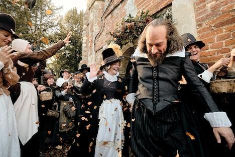 「シェイクスピアの庭」新場面写真