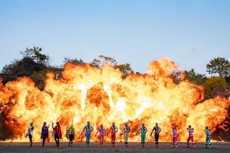 「劇場版 騎士竜戦隊リュウソウジャーVSルパンレンジャーVSパトレンジャー」新場面写真