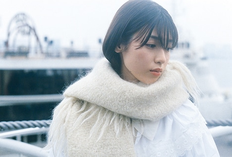 白石聖(撮影:飯田エリカ)