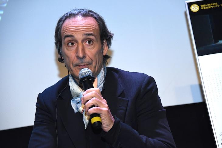 アレクサンドル・デスプラ