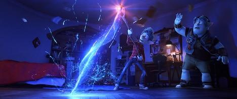 「2分の1の魔法」 (c)2020 Disney/Pixar. All Rights Reserved.