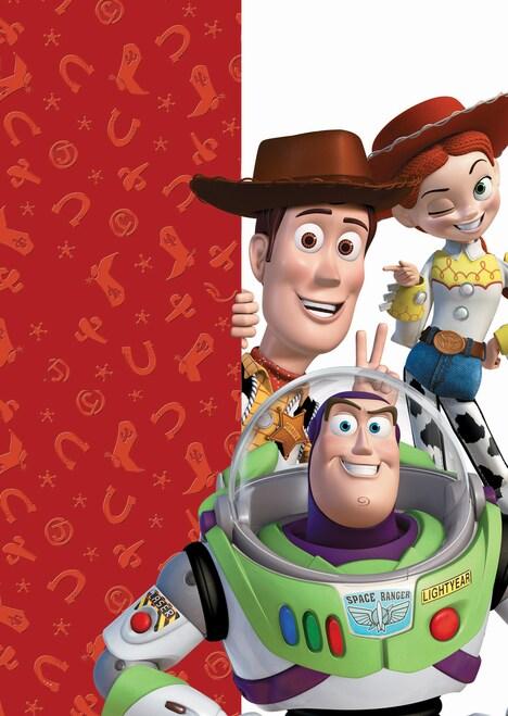 「トイ・ストーリー2」ビジュアル (c)Disney/Pixar