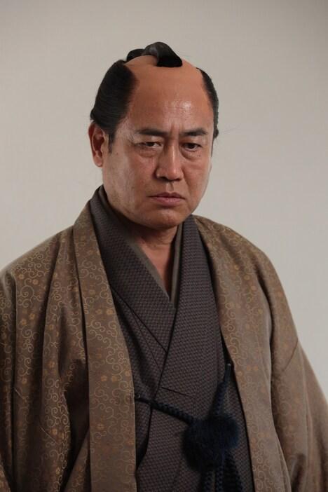 「みをつくし料理帖」より、永島敏行演じる伝右衛門。
