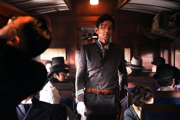 江口洋介演じる斎藤一。