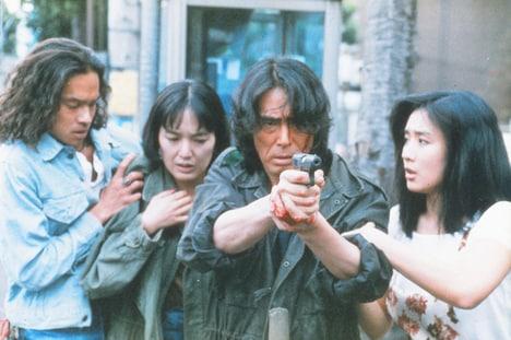 「われに撃つ用意あり READY TO SHOOT」 (c)1990 松竹株式会社