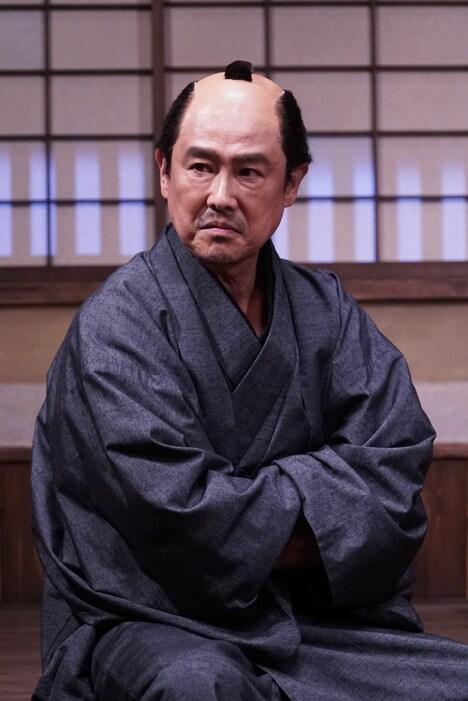 「みをつくし料理帖」より、野村宏伸演じる清八。