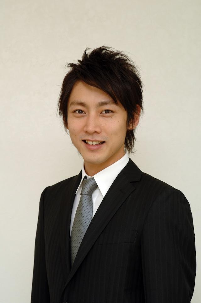前作撮影時の小泉孝太郎。