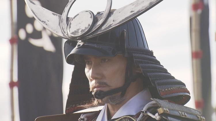 「麒麟がくる」より、本木雅弘演じる斎藤道三。
