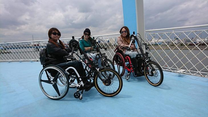 BS1スペシャル「もう一つの37セカンズ~車椅子女子の挑戦~」