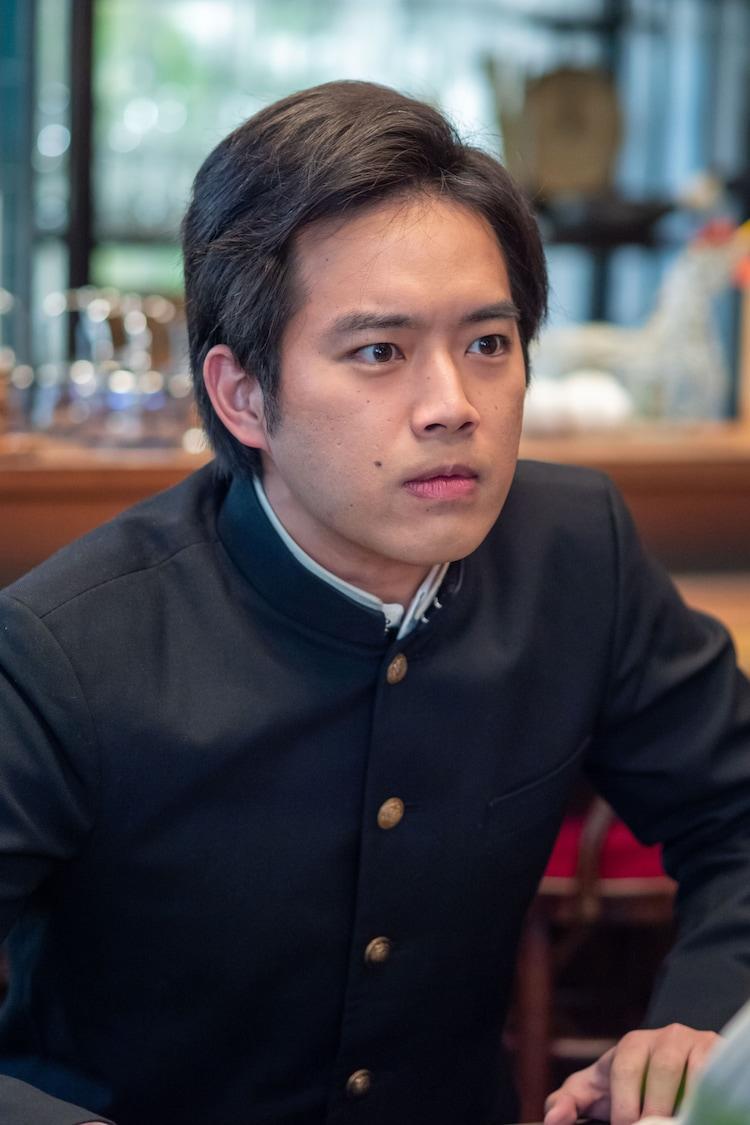 三浦貴大演じる田中隆。