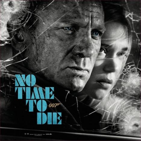 「007/ノー・タイム・トゥ・ダイ」ビジュアル