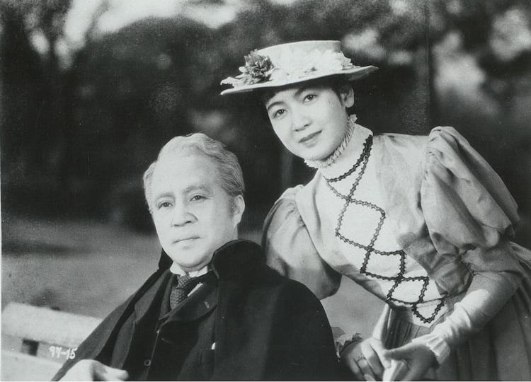 「巨人伝」 (c)1938東宝