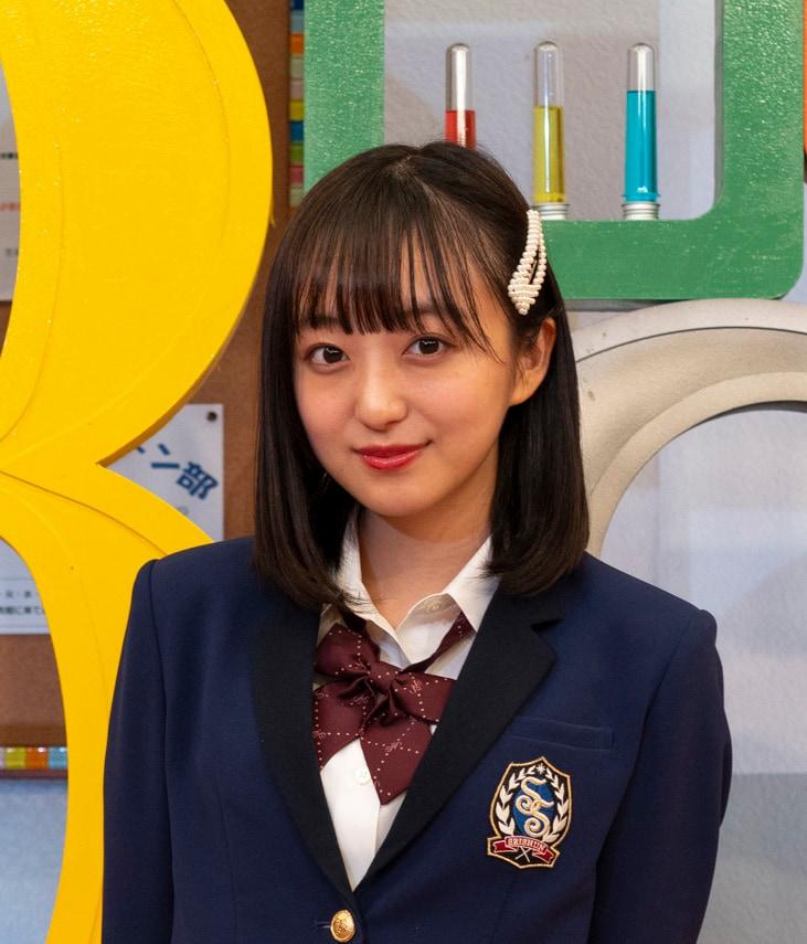 日比野芽奈 (c)テレビ東京