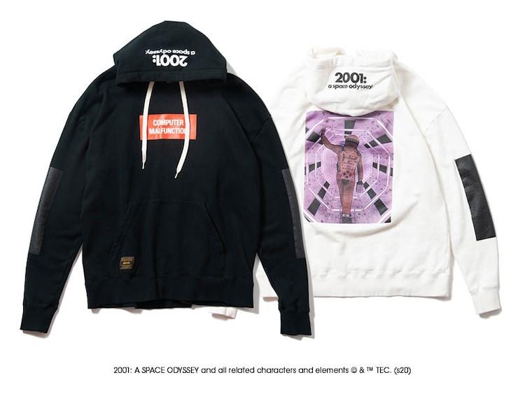 2001 hoodie(税込2万2000円)