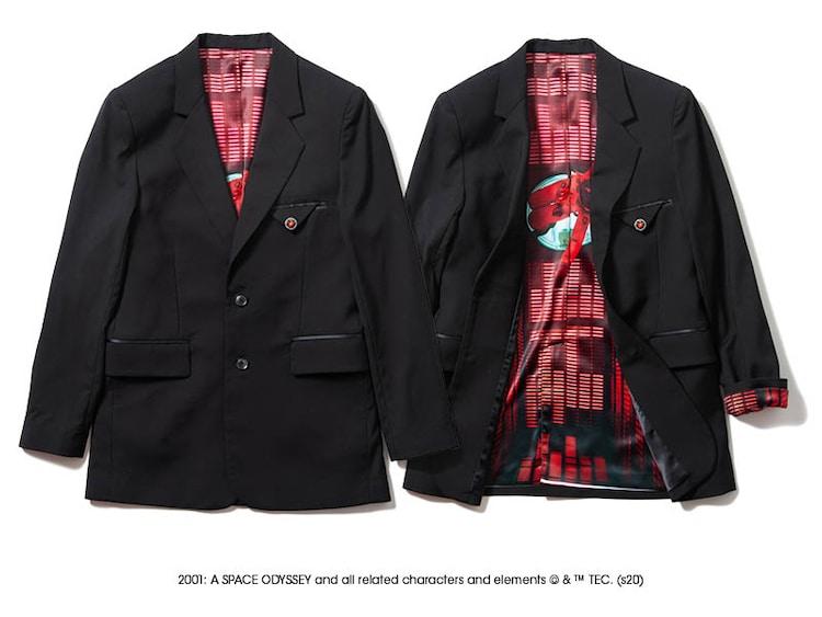 2001 tailored JKT(税込3万9600円)