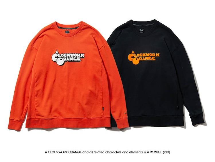Clockwork sweat(税込2万2000円)